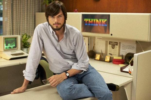 Ashton Kutcher é escolhido para interpretar Jobs.
